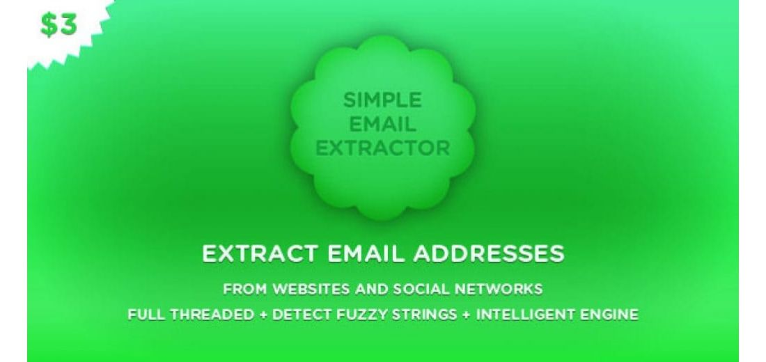 Программа для парсинга Email адресов - скачать бесплатно